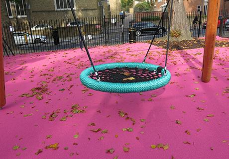 Camden Play Spaces
